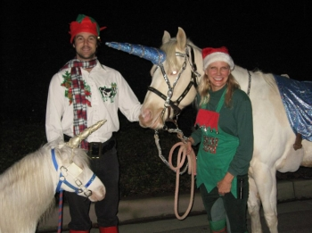 christmas-elf-pony-rides