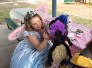 fairy-princess-face-painting